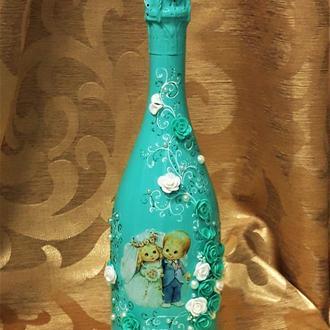 весільне шампанське на замовлення