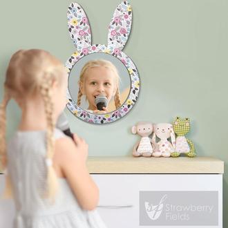 Зеркало на стену в детскую комнату
