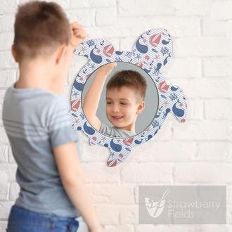 Зеркало в детскую для мальчика