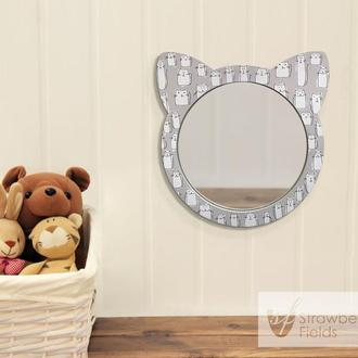 Настенное зеркало для детей