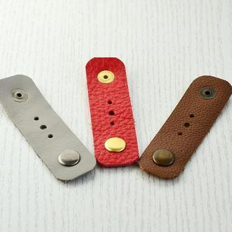 Органайзер, холдер для наушников, держатель USB-кабеля