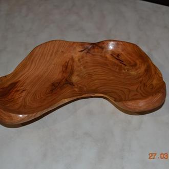 Изделие из дерева(Поднос-менажница)
