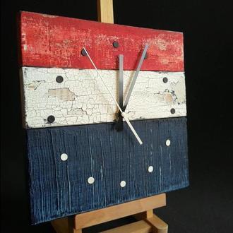 Годинник Red | White | Blue 03789