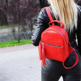 Рюкзак из натуральной кожи Арт.0121