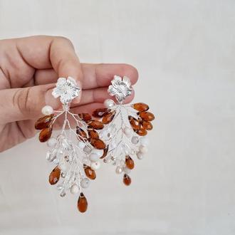 Серьги гвоздики серьги гвоздики серебро серьги гвоздики серебряные серьги гвоздики висюльки