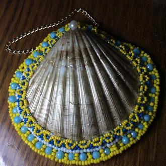 Предмет декора - Морская раковина Красного моря