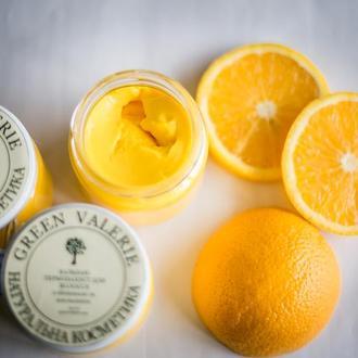Бальзам-термозахист для волосся з обліпихою та апельсином