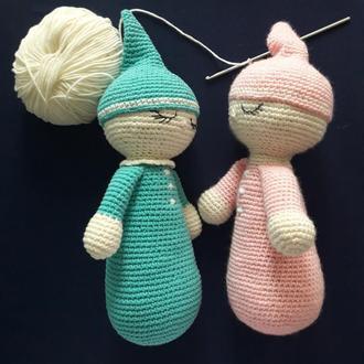 Амігурумі (Лялька-сплюшка)