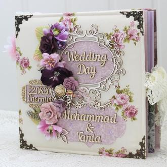 Wedding album , scrap album