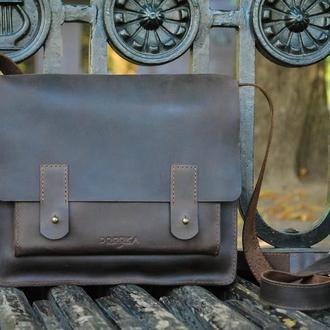 Кожаная сумка «Рrime»