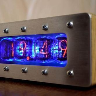 Ламповые часы (Nixie clock) ИН-12