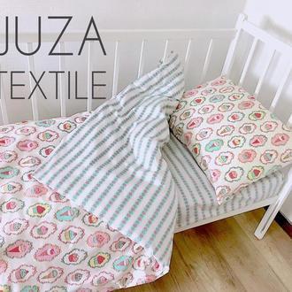 Комплект постельного белья из Корейского сатина
