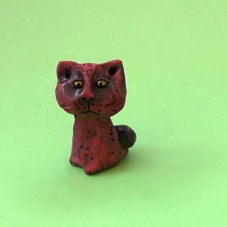 Фигурка кота №1