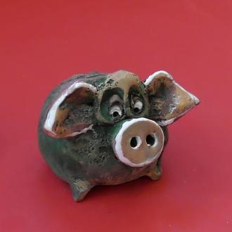 Фигурка Свинка пухлая