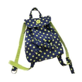 Рюкзак детский с карманом для игрушки.