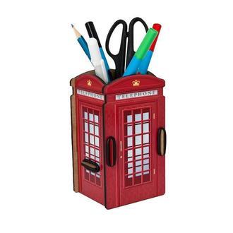 Органайзер для ручек и карандашей «Лондонская Телефонная Будка»