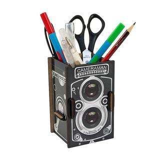 Органайзер для ручек и карандашей «Фотокамера»