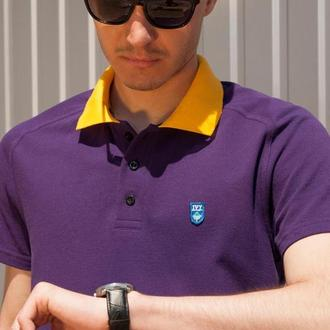 IVY POLO PURPLE