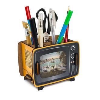 Органайзер для ручек и карандашей «Ретро Телевизор»