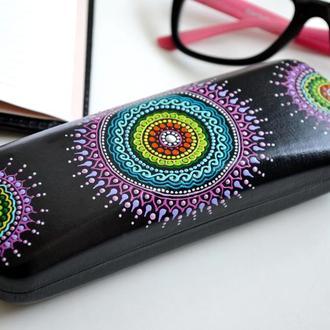 Футляр для окулярів Футляр для очков Подарок для мамы