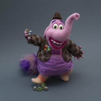Бинго Бонго (Bing Bong)-герой мультфильма Inside Out, вымышленый друг Райли.
