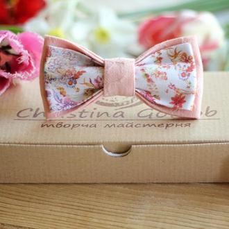 """Бабочка цвета розового облака """"Romantik"""""""
