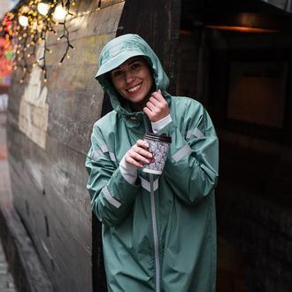 Дождевик для города и активного отдыха