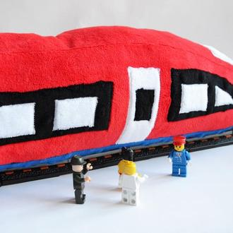"Мягкая игрушка ""Скорый поезд"""