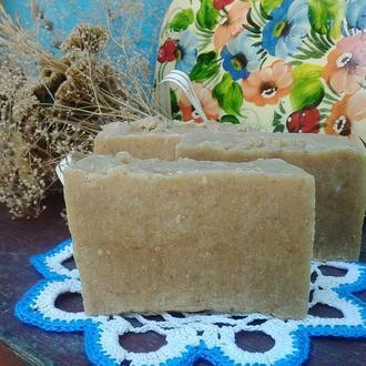 Натуральное мыло Молочно-медовое