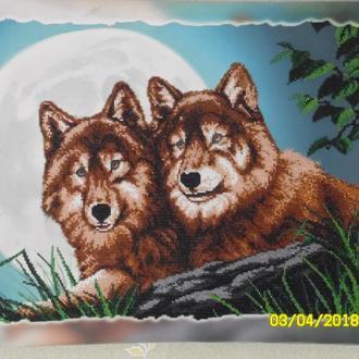 Вовки з бісеру