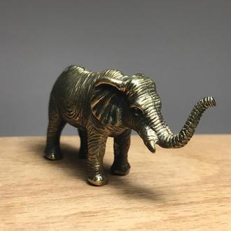"""Фигурка бронза """"Слон"""""""