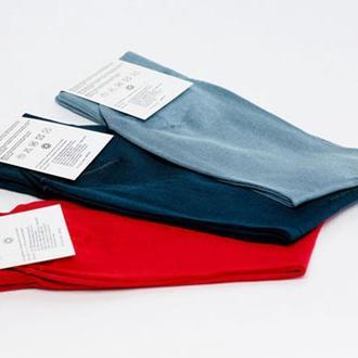 Набор дизайнерских мужских носков Rollo Wolf