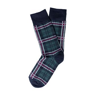 Шкарпетки чоловічі в шотландську клітинку Rollo Wolf