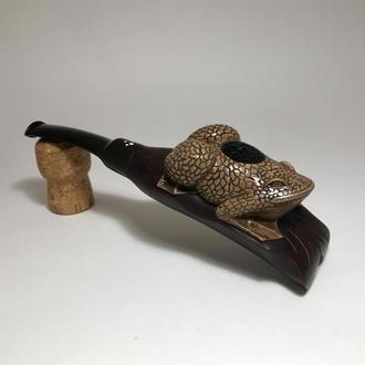 Курительная трубка деревянная груша