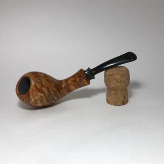 Курительная трубка деревянная вереск