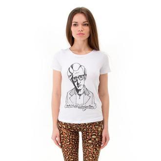 Женская футболка NIKTO NE WOODYALLEN