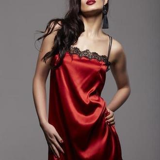 Комбинация «Silk night in red»