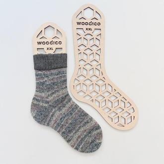 Блокираторы для носков - Шестиугольники XXL