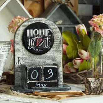 Вечный календарь ′ Дом там, где сердце′
