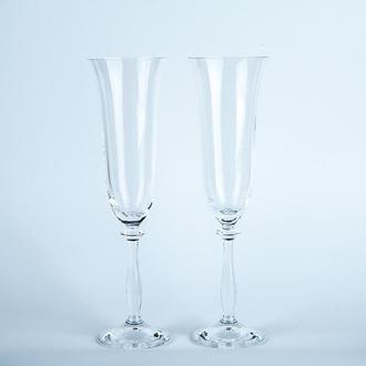 Свадебные бокалы без декора (арт. WG-402)
