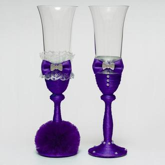 Свадебные бокалы (арт.WG-213)