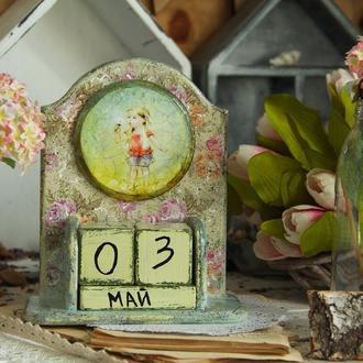 Вечный календарь ′ Живи и смелее бросай все, что тянет вниз′