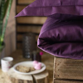 Сатиновое постельное Sleeping Cat  коллекция Amethyst 100% хлопок