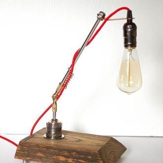 Настольная лампа Pride&Joy 12LIW