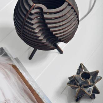 """Настольный светильник / Светильник из дерева / Деревянный светильник """"Wien"""""""