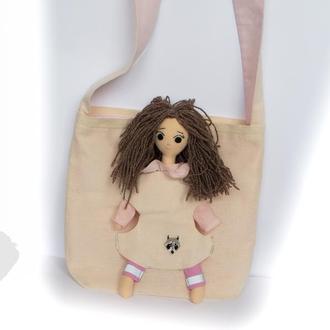 Сумка для детей, интересная сумка, для детей