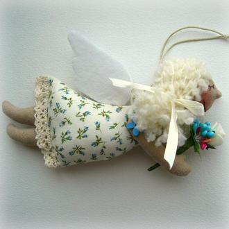 Летящий ангелочек