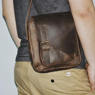 Кожаная сумка Дэниел