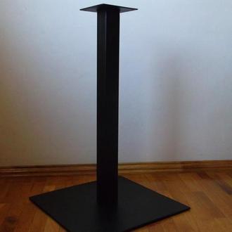 Ножка опора одинарная для стола