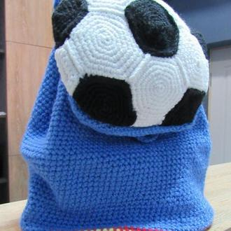 Рюкзак футбол